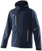 Куртка лыжная 8848 Altitude Daft Softshell Jacket Navy мужская