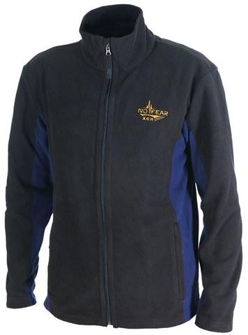Куртка «Актив» (черный/синий) ХСН 771-9