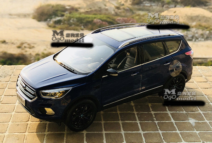Модель Ford Kuga в масштабе 1:18 led 2012 2015 kuga day light kuga fog light kuga headlight transit explorer topaz edge taurus fusion kuga taillight