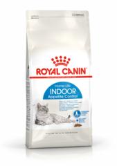 Royal Canin Indoor Appetite Control  для взрослых домашних кошек и котов, склонных к перееданию