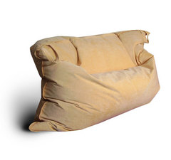 Кресло подушка Телесная