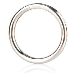 Стальное эрекционное кольцо (d. 4,8 см.)