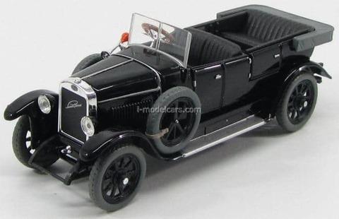 Laurin & Klement 110 Limousine 1927 black Magic Abrex 1:43