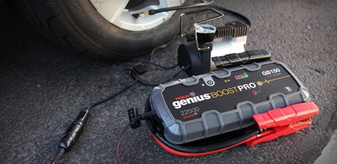 Пусковое устройство NoCo Genius Boost Pro GB150 4000A
