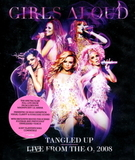 Girls Aloud ‎/ Tangled Up - Live From The O2 2008 (Blu-Ray)