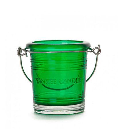 Подсвечник для вотива зеленый, Yankee Candle
