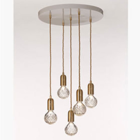 replica LEE BROOM Cristall bulbs 5