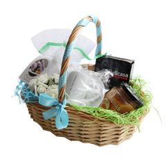 Подарочный набор Casa Rinaldi корзинка маленькая Весна