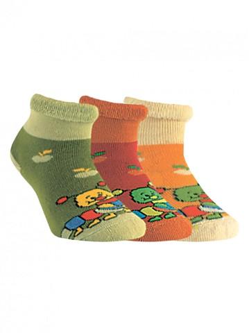 Детские носки Sof-Tiki 6С-19СП (махровые с отворотом) рис. 072 Conte Kids