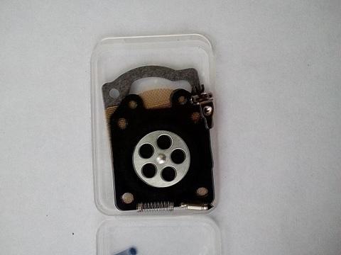 Ремкомплект карбюратора для бензопилы 38cc. ( с жиклерами)