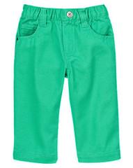 GYMBOREE Джинсы зеленые БН16