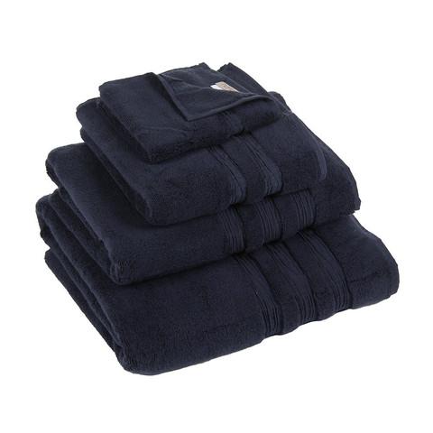 Полотенце 70х140 Hamam Nova синее