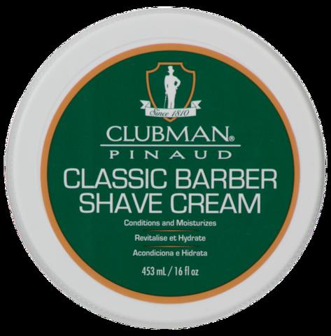 Clubman Shave Cream Классический универсальный крем для бритья, 453 млКопировать товар