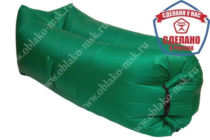Надувной диван (Lamzac) Comfort Зеленый