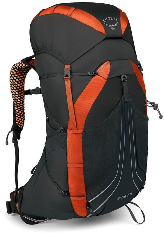 Туристические рюкзаки Рюкзак Osprey Exos 58 Blaze Black M osprey-exos-58-blaze-black-md.jpg