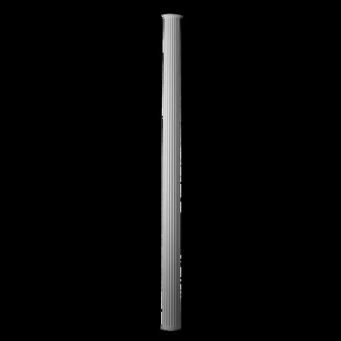 Ствол (полуколонна) Европласт из полиуретана 1.16.071, интернет магазин Волео