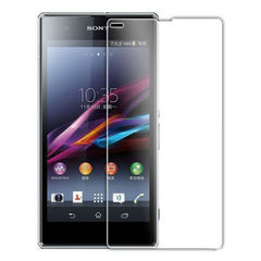 Защитное стекло Sony Xperia Z1
