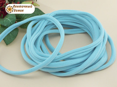 Повязка бесшовная One Size светло-голубая длина 17 см