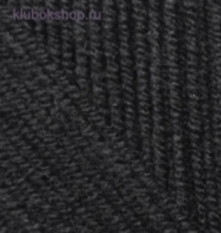 Клубок Шоп - Интернет-магазин пряжи Открыть товар на сайте  поиск...     marina-gr@mail.ru  Пряжа Alize Superlana KLASIK 60 Черный - фото