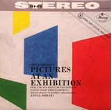 Mussorgsky, Antal Dorati, Minneapolis Symphony Orchestra / Pictures At An Exhibition (LP)
