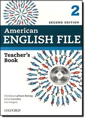 AM ENGLISH FILE  2ED 2 TB+TEST&AS.CD-ROM