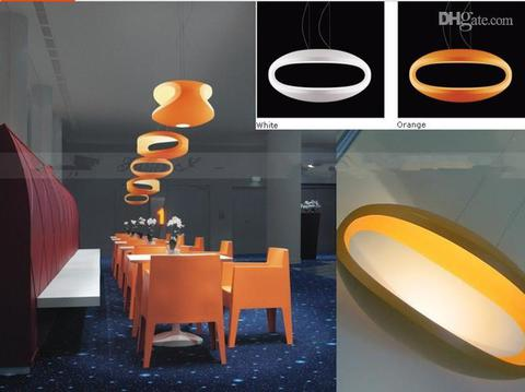 replica   O-Space pendant lamp (orange)