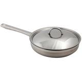 Сковорода 24 см с крышкой  ЕВРОПА, артикул 632122ВМ5124А, производитель - Silampos