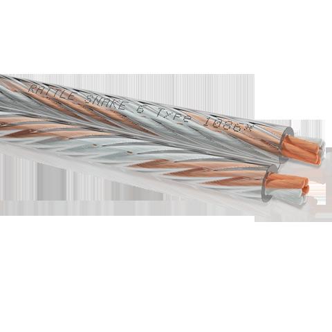Oehlbach Rattle Snake 6m 2x6mm 50m, кабель акустический