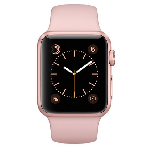 Apple Watch Series 3, 38 мм, Rose Gold