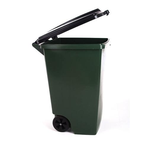 Контейнер для мусора 120л. Цвет: Болотный
