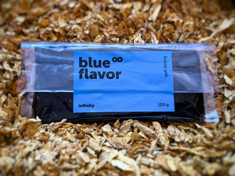 Табак Infinity Blue Flovour 100 г