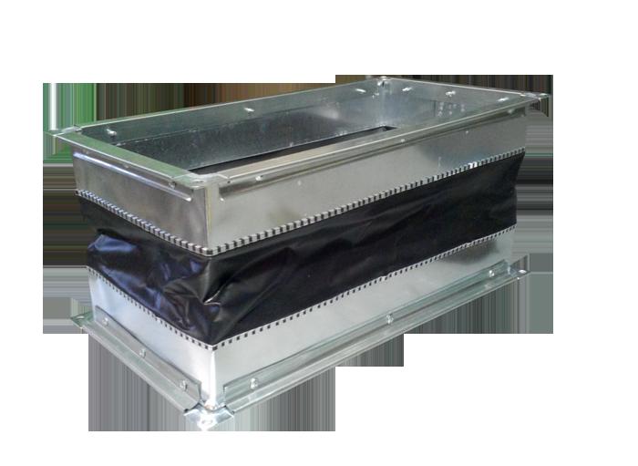 Комплектующие к радиальным вентиляторам Гибкая вставка 125х125мм с фланцем для вентиляторов ВРВ 16 gv.png