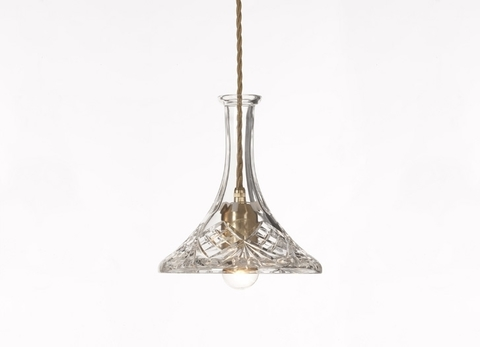 replica Lee Broom Decanterlight Tulip pendant