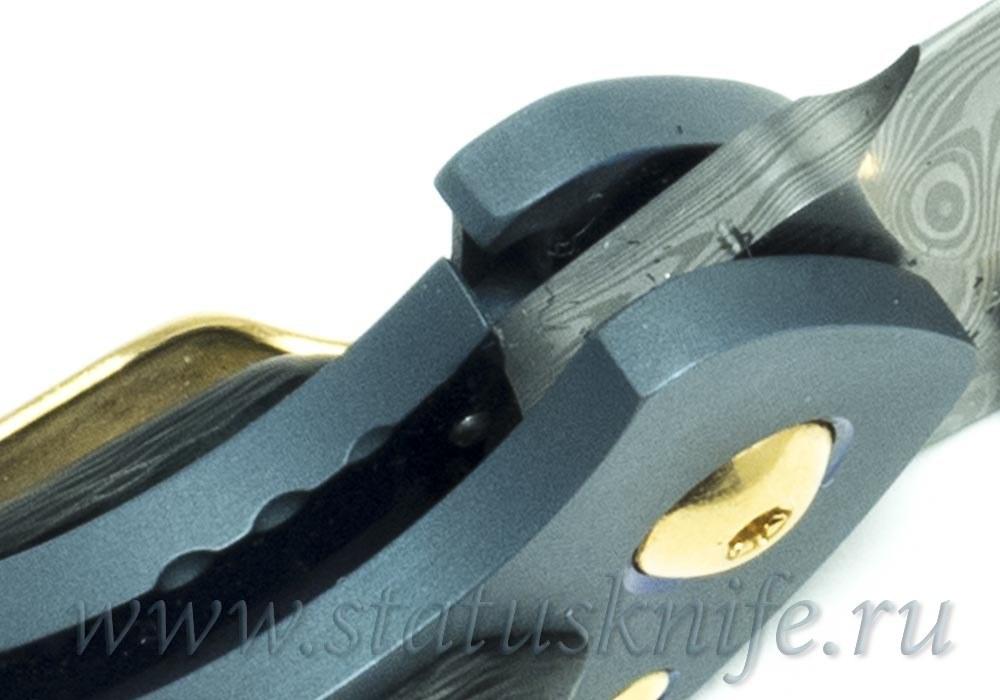 Нож BENCHMADE MINI SKIRMISH 635-81 GOLD CLASS