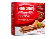 Сухарики FINN CRISP ржаные, 200г