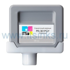 Картридж PFI-1300PGY 330 мл