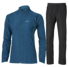 Женский костюм для бега Asics Woven 110426-121300 бирюзовый