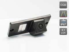 Камера заднего вида для Kia Sportage II 05-10 Avis AVS326CPR (#037)