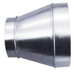 Переход 160х315 оцинкованная сталь