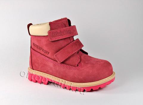 Ботинки утепленные Minitin