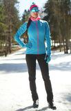 Женский утеплённый лыжный костюм Nordski Elite G-TX Blue/Black женский