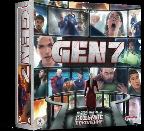 Седьмое поколение / Gen 7 (на русском языке)