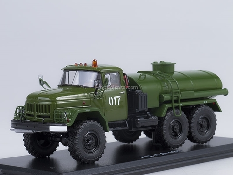 ZIL-131 AC-40 khaki 1:43 Start Scale Models (SSM)