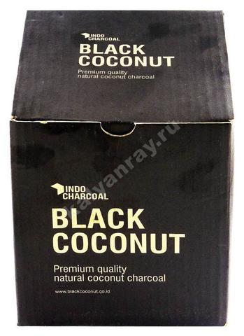 Black Coconut 80 кубиков по 25 мм