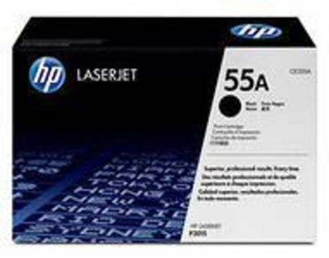 Картридж HP CE255A для принтера Hewlett Packard LaserJet Enterprise P3015d, P3015dn, P3015x. (ресурс 6000 страниц)