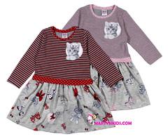1106 платье котик