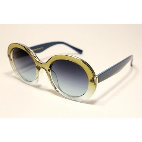 Солнцезащитные очки 2023001s Синие - фото