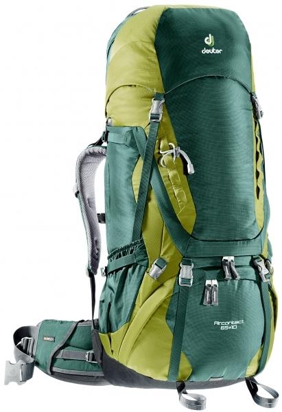 Туристические рюкзаки большие Рюкзак Deuter Aircontact 65+10 New 900x600-7551-hiking-backpack-aircontact-65l-plus-10-green.jpg