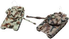 Танковый бой BALBI FMTB-2802