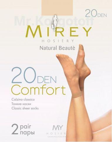Носки Mirey Comfort 20 New (носки, 2 пары)